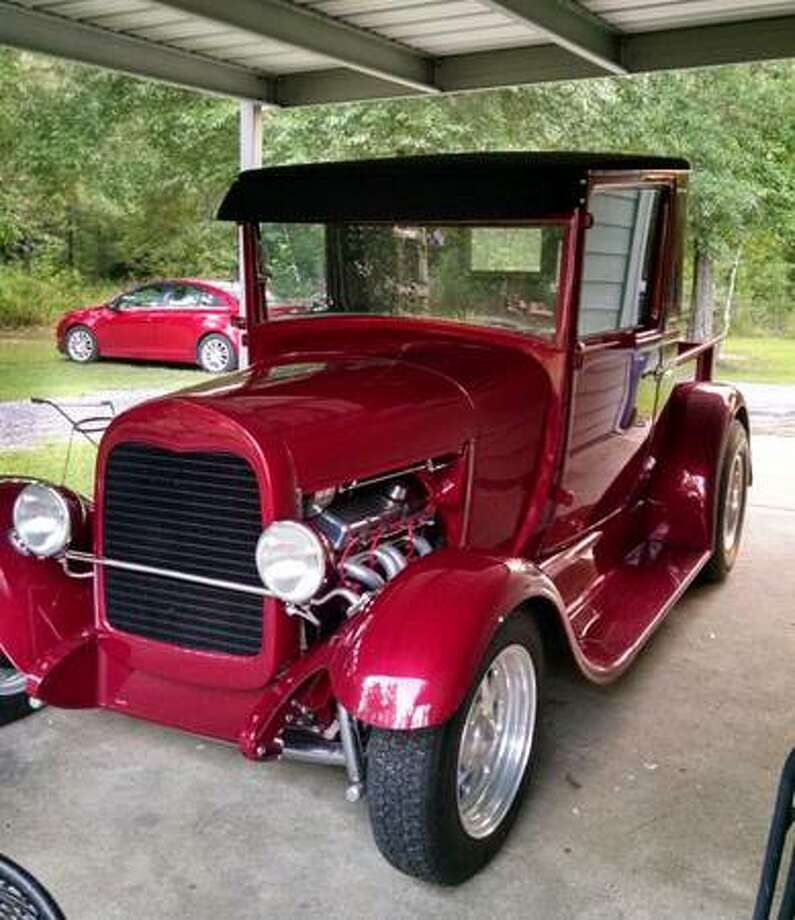 Want a stylish ride from the Calvin Coolidge administration? This 1928 Ford Model A can be yours for $25,000. Mauriceville. Photo: Craigslist