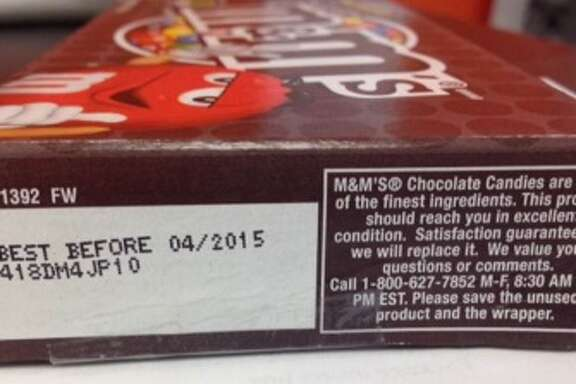 Today, Mars Chocolate North America announced a voluntary recall of its M&M'S Brand Theater Box candies, because they may contain peanut butter without listing on the ingredient label on the outside cardboard box. The inside package is correctly labelled with ingredients and allergy information.