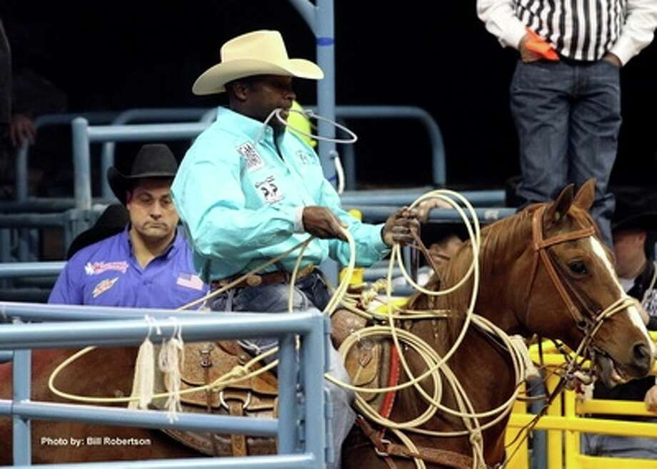 Fred Whitfield of Cypress will compete for $10,000 in prize money and bragging rights in Challenge of the Champions II at the Fort Bend County Fair.Fred Whitfield of Cypress will compete for $10,000 in prize money and bragging rights in Challenge of the Champions II at the Fort Bend County Fair. Photo: Bill_Robertson