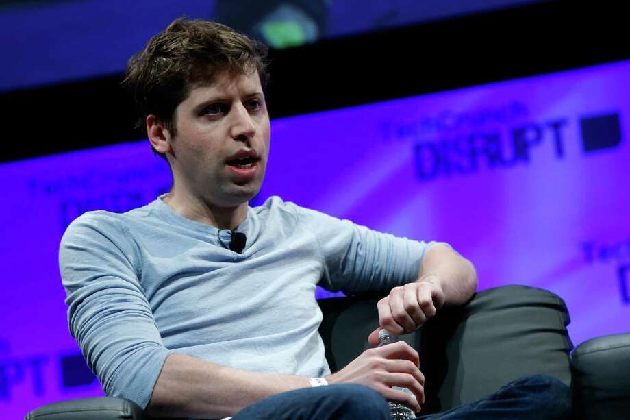 President of Y Combinator, Sam Altman speaks at TechCrunch Disrupt NY 2014 - Day 1 on May 5, 2014 in New York City. Photo: Brian Ach, Chronicle / 2014 Getty Images