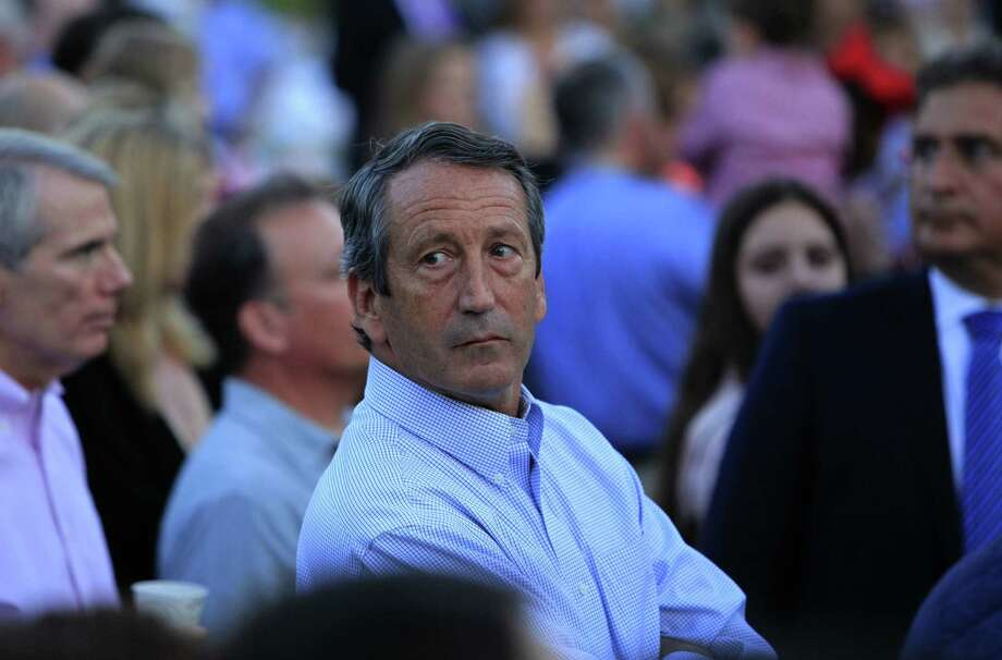 U.S. Rep. Mark Sanford, R-S.C., detailed  the end of his infamous engagement with Argentine Maria Belen Chapur on Facebook. A wave of narcissism is evident among Southern politicians. Photo: Getty Images / 2014 Getty Images