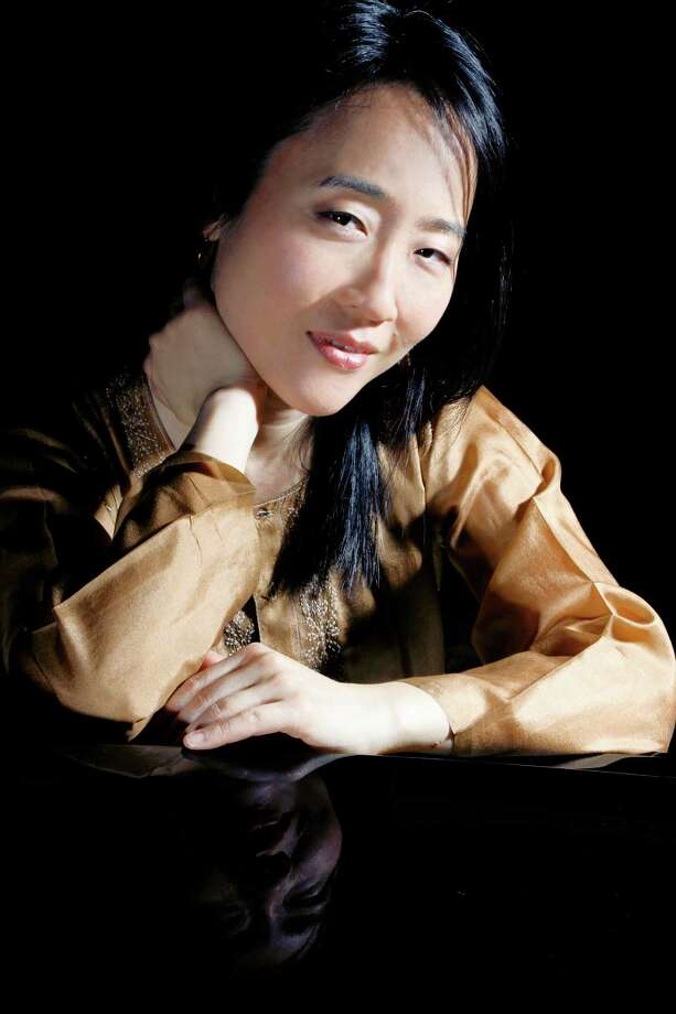 Jazz pianist Helen Sung performs Oct. 6 at Yoshi's in Oakland. Photo: Courtesy Of The Artist / ONLINE_YES