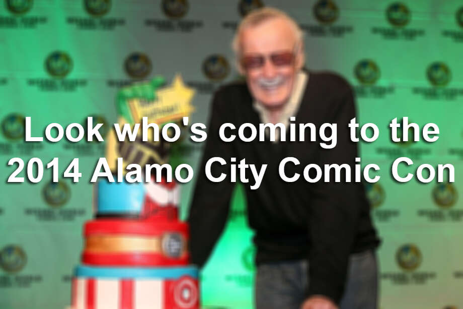 """The man who helped bring Spider-Man and his many amazing friends into the world. Cast members from """"The Walking Dead"""" and the original """"Star Trek"""" TV series. Mini-Me. Welcome to the second annual Alamo City Comic Con, the big comic book and pop culture convention for the geek in all of us.  The San Antonio-based event returns to the Convention Center Friday through Sunday, featuring legendary comic creator Stan Lee as guest of honor, plus enough celebrities, costumed con-goers and nerdy collectibles to fill a multiverse. Here's a look at some of the many famous faces that await you at this year's con. Photo: Gary Miller, FilmMagic / 2013 Gary Miller"""