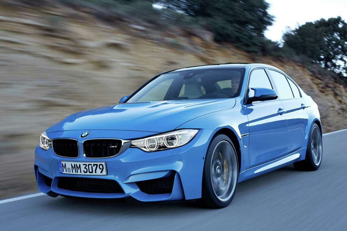 Investigators claim Bellevue wealth manager stole millions of dollars from 17 clients to finance a life of luxury that included a BMW M3. A similar model is pictured above.