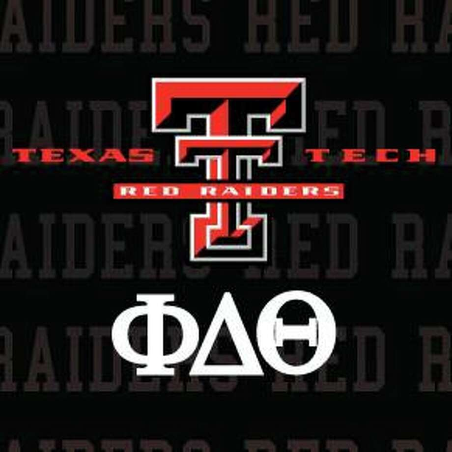 Logo of the Texas Tech University fraternity Phi Delta Theta. (Photo from Facebook).