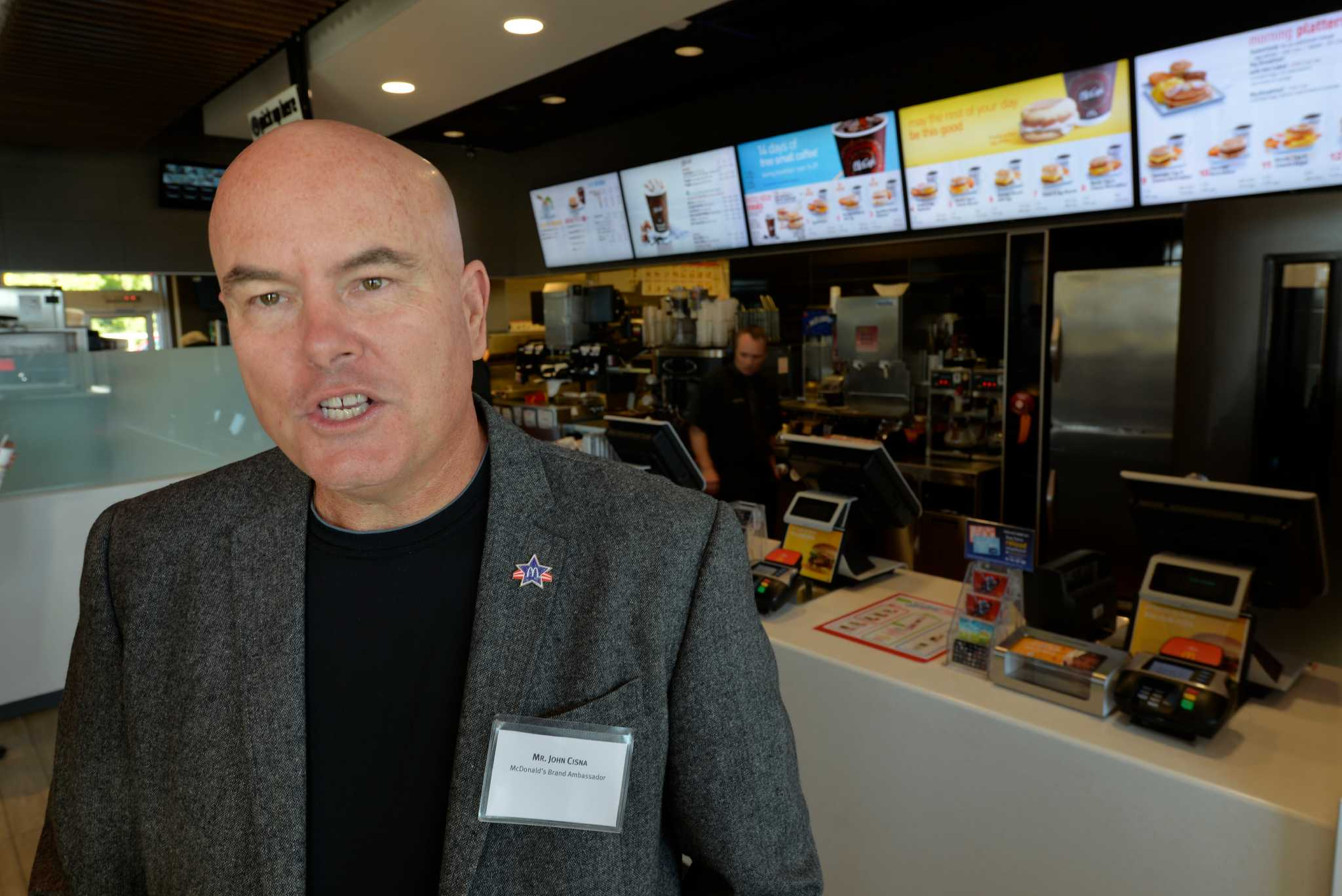 faced falling s mcdonald s promotes healthy menu options faced falling s mcdonald s promotes healthy menu options times union