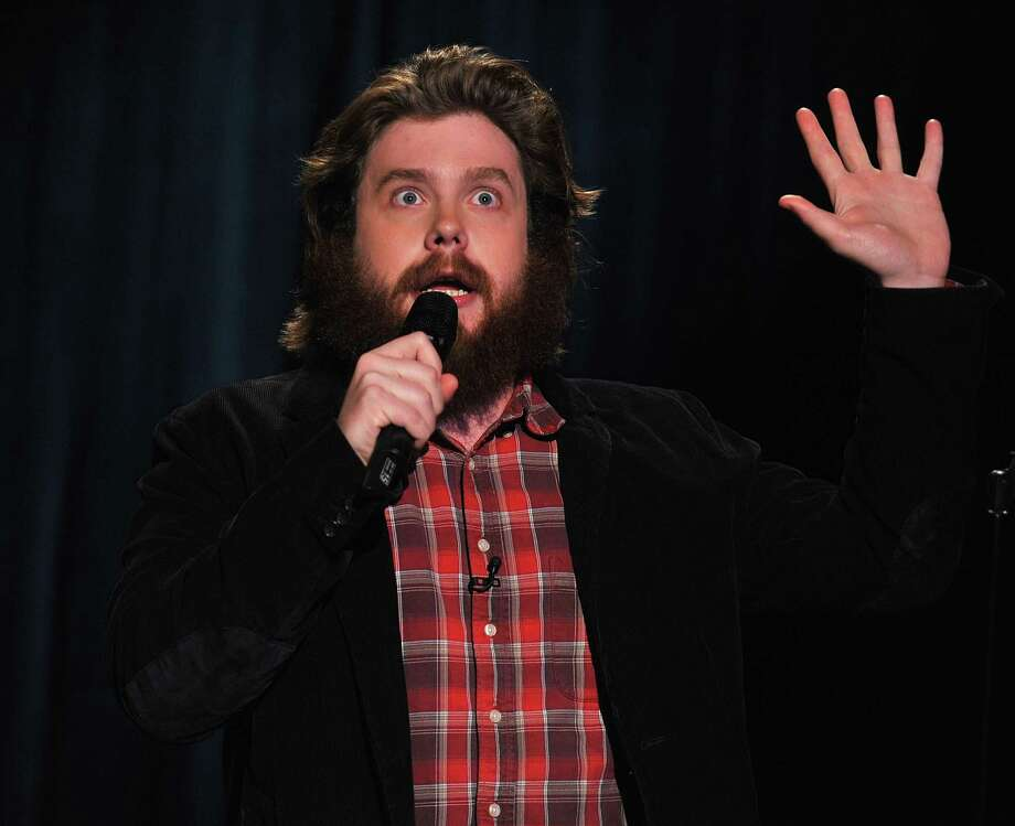 Have some laughs on Saturday with comedian Dan St. Germain, who has appeared on Conan, The Tonight Show with Jimmy Fallon, and more. When: Saturday, 8:00 p.m. Where: Proctors. Learn more. Photo: Theo Wargo, Getty / 2011 Getty Images
