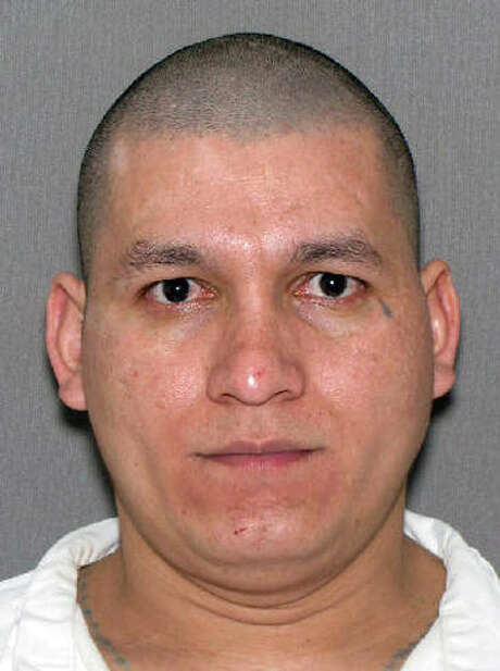 This undated handout photo provided by the Texas Department of Criminal Justice shows Marvin Garcia.  The convicted killer from Harris County, Texas, climbed a fence and escaped early Monday, Sept. 22, 2014, from a prison in Amarillo, state corrections officials said. (AP Photo/Texas Department of Criminal Justice) Photo: HOPD / Texas Department of Criminal Jus