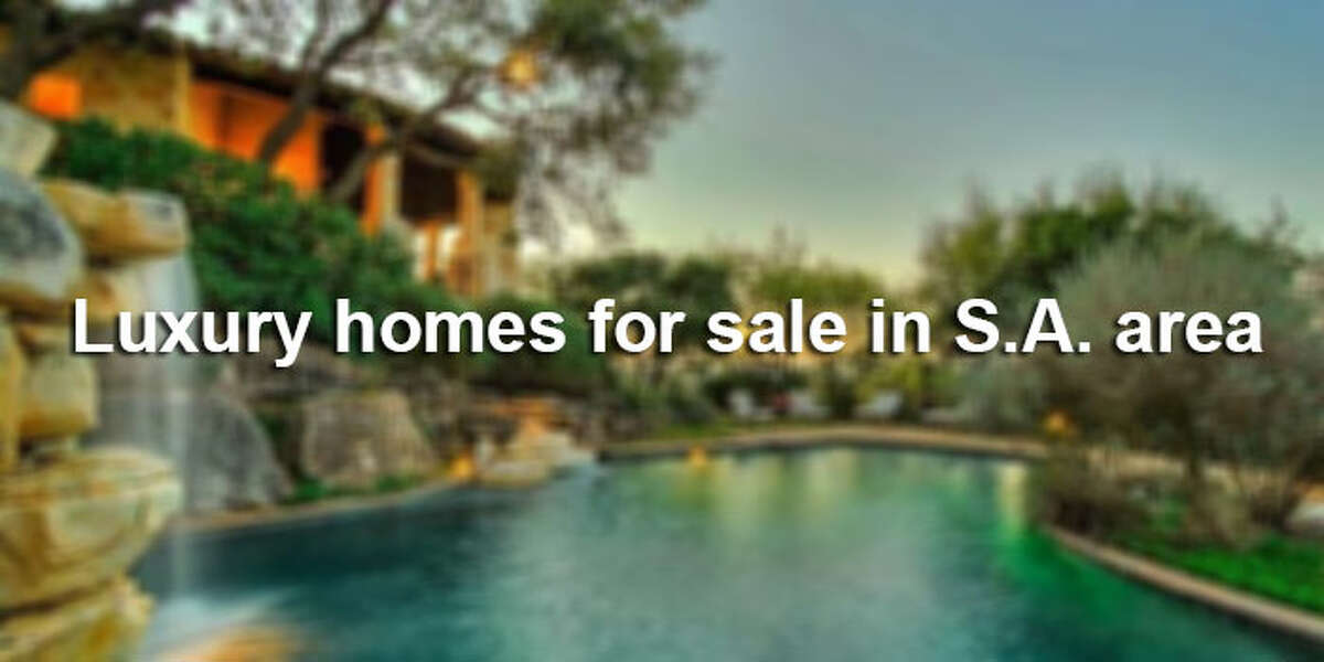 Click through the gallery and view luxury real estate and homes currently on the market in San Antonio and surrounding areas. Search Real Estate listings.