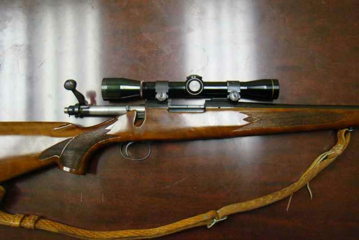 A rifle reportedly used to carry out one of the worst killing sprees in Texas history is up for sale in Dallas by a gun collector. The Remington 700 rifle used by ex-Marine Charles Whitman during his August 1, 1966 reign of terror from the observation deck at the University of Texas in Austin is up on Dallas' Texas Gun Trader website with a starting price tag of $25,000.