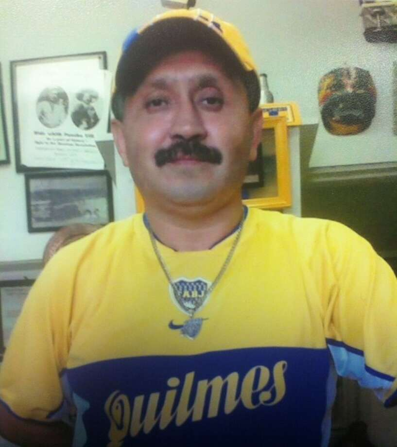 Pedro Diaz was shot to death on June 20, 2014 in the 100 block of Mill Stream in Houston.