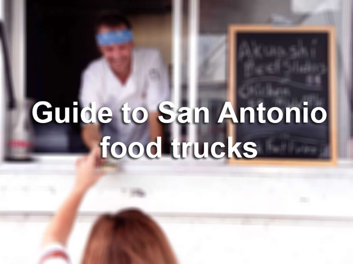 A few short years ago, you could count local food trucks on one hand. Now, a growing number have taken to the streets, serving everything from sushi to homemade pizza to gourmet sandwiches. Click through the slideshow to see what kinds of eats San Antonio has to offer on four wheels.