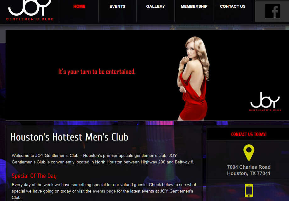 Sexually oriented business license houston