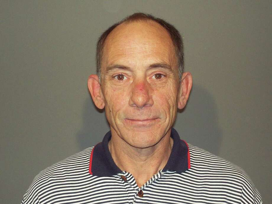 David G. Liebenguth, 55, of 17 Kent Place, Cos Cob, was arrested Sept. 17 on a charge of second-degree breach of peace after New Canaan police said he made racial slurs to a black parking enforcement officer. Photo: Contributed Photo, Contributed / New Canaan News Contributed