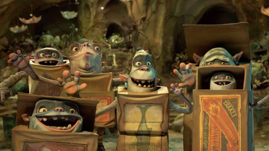 "In this image released by Focus Features, a scene is shown from ""The Boxtrolls."" (AP Photo/Focus Features) ORG XMIT: NYET126 / Focus Features"
