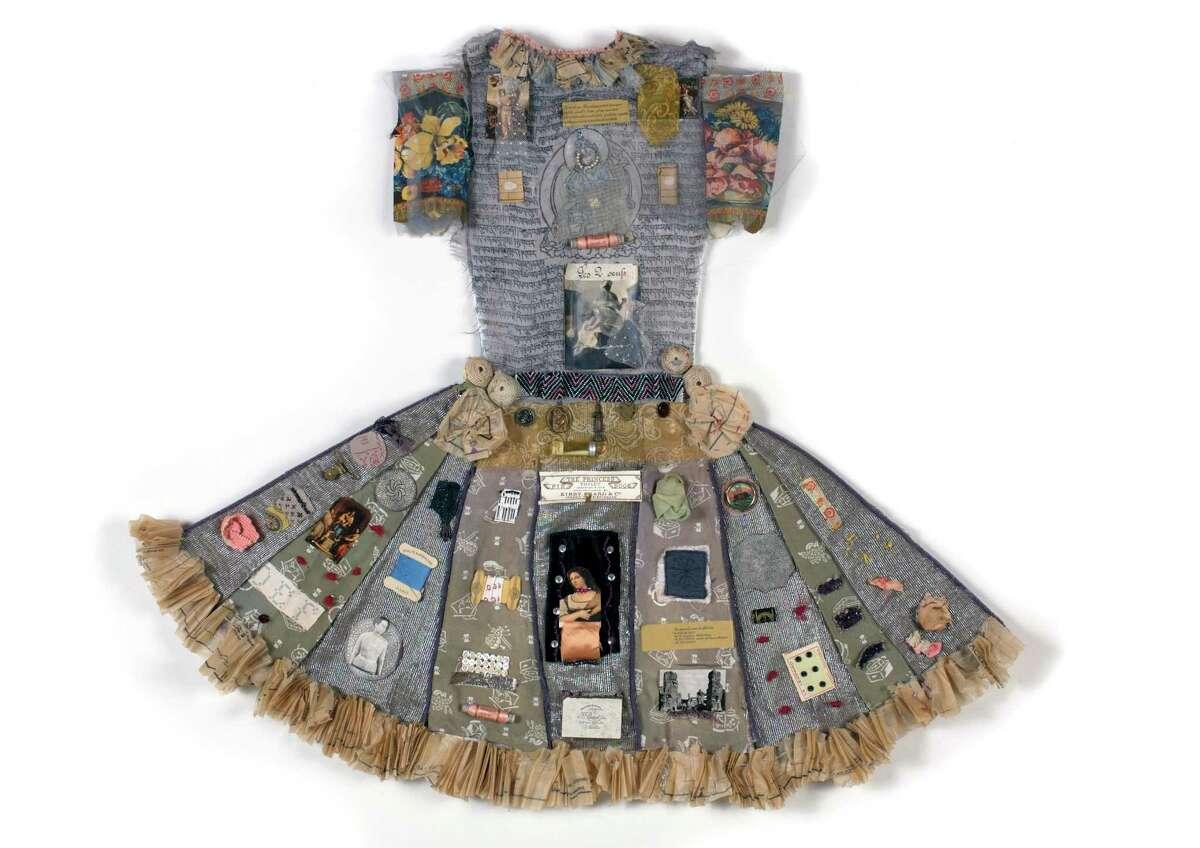 Travel Dress Artist Janet Cooper Photo courtesy of artist