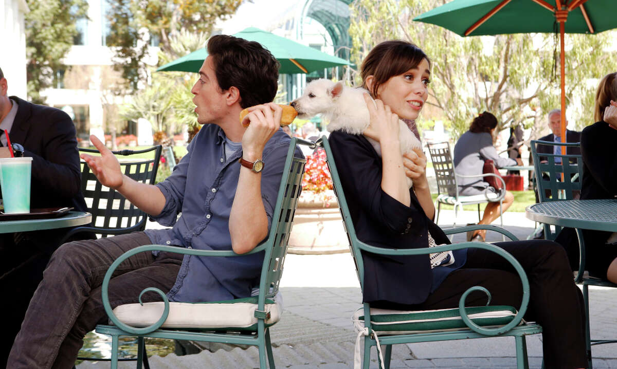 """The show """"A to Z"""" features the adorable coupling of Andrew (Ben Feldman) and Zelda (Cristin Milioti)."""