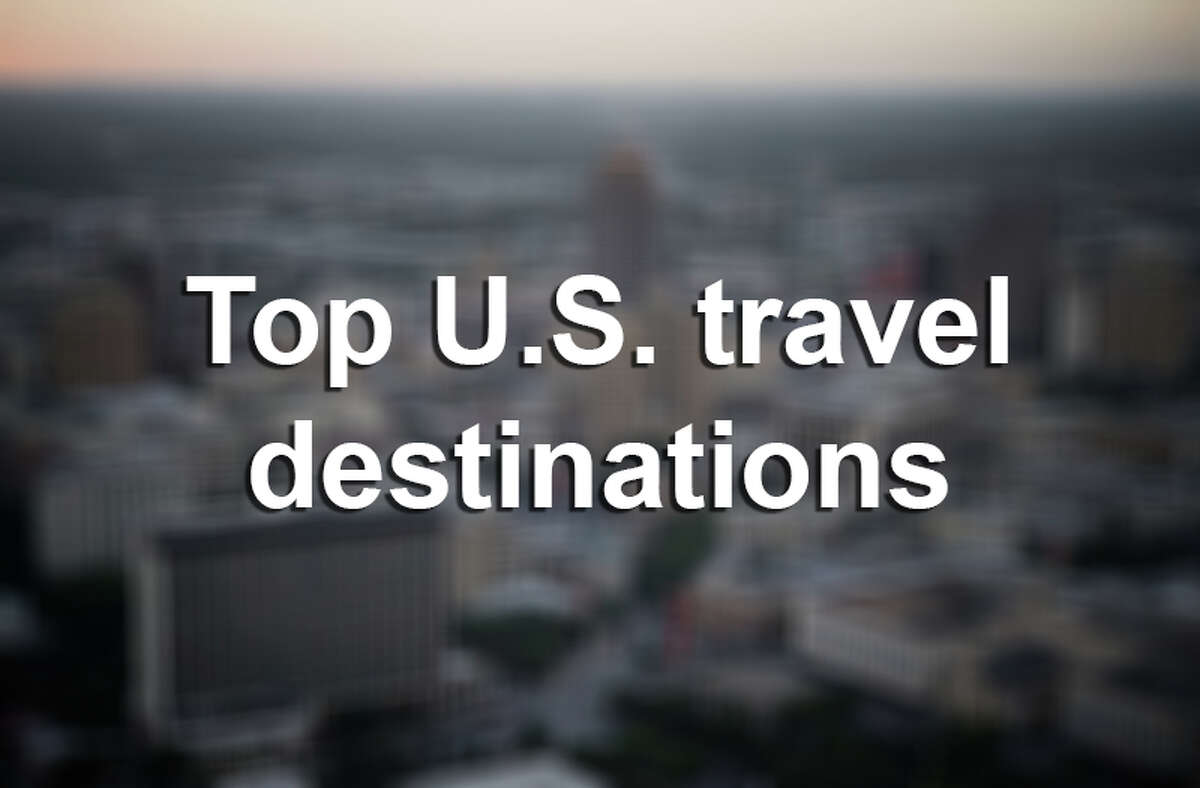 San Antonio came in at No. 21 on Resonance Consultancy's top 50 tourist destinations in the United States for 2014. Here are the top 21 favorite cities for tourists according to the report.