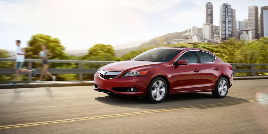 2016 Acura ILXTSP: Top Safety Pick+Crash worthiness: GoodFront crash prevention: SuperiorChild seat anchors (latch) lease of use: AcceptableSource: Insurance Institute for Highway Safety Photo: Acura