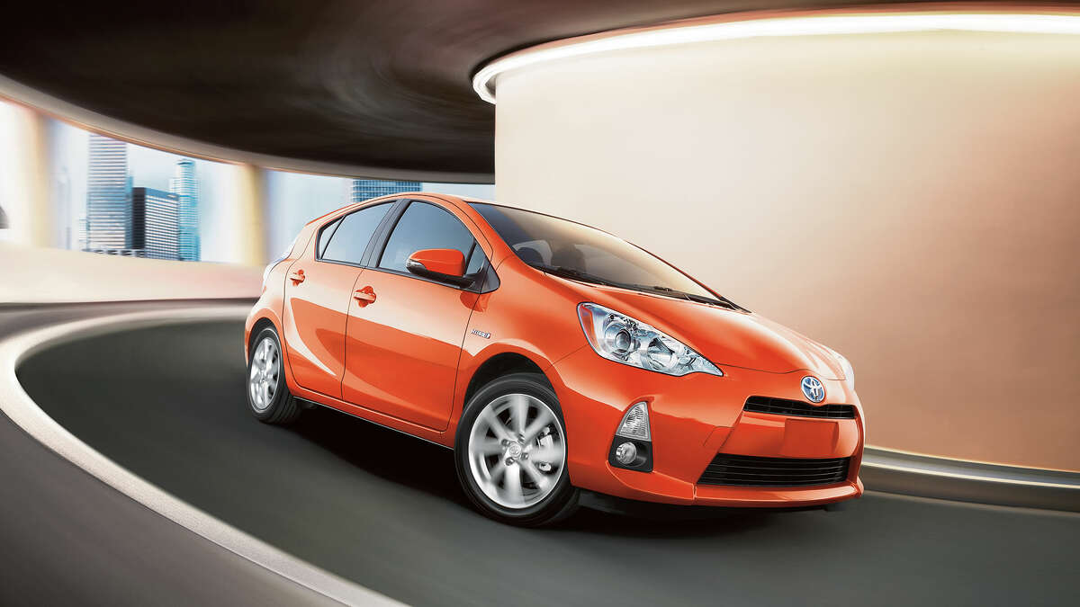 No. 20: Toyota Prius C 27 percent of owners have been ticketed recently Source: Insurance.com
