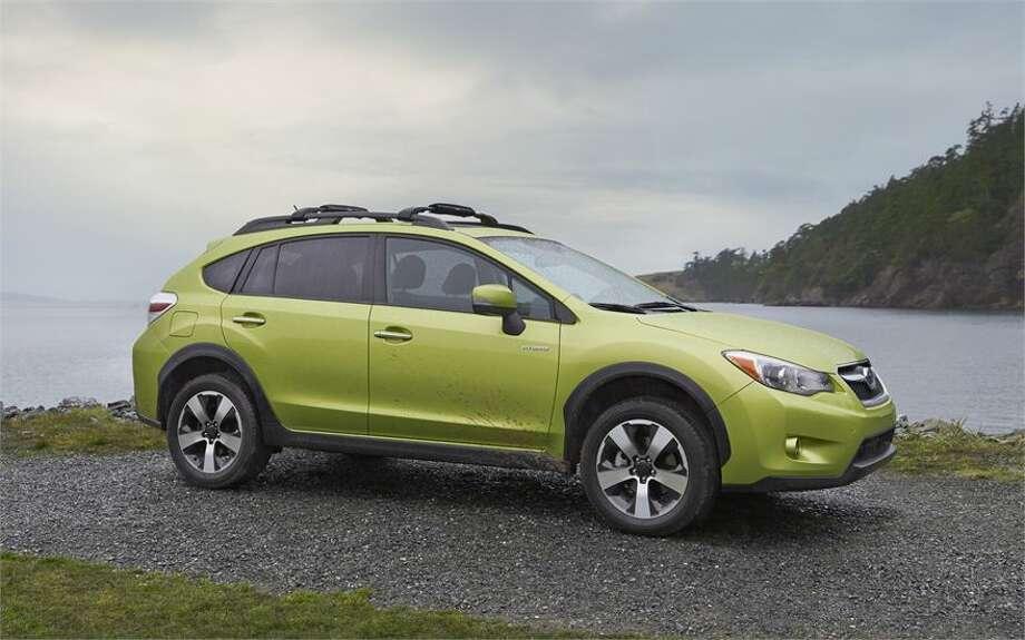 10. 2014 Subaru Crosstrek. MSRP: $26,820. Source:Kelley Blue Book. Photo: Subaru