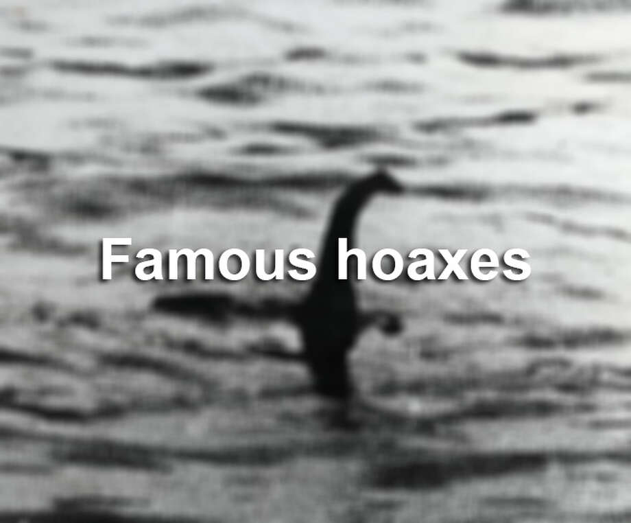From urban legends and mosters to straight-up liars, click through to see some of the most famous hoaxes of all time. Photo: Bentley Archive/Popperfoto/Popperfoto/Getty Images
