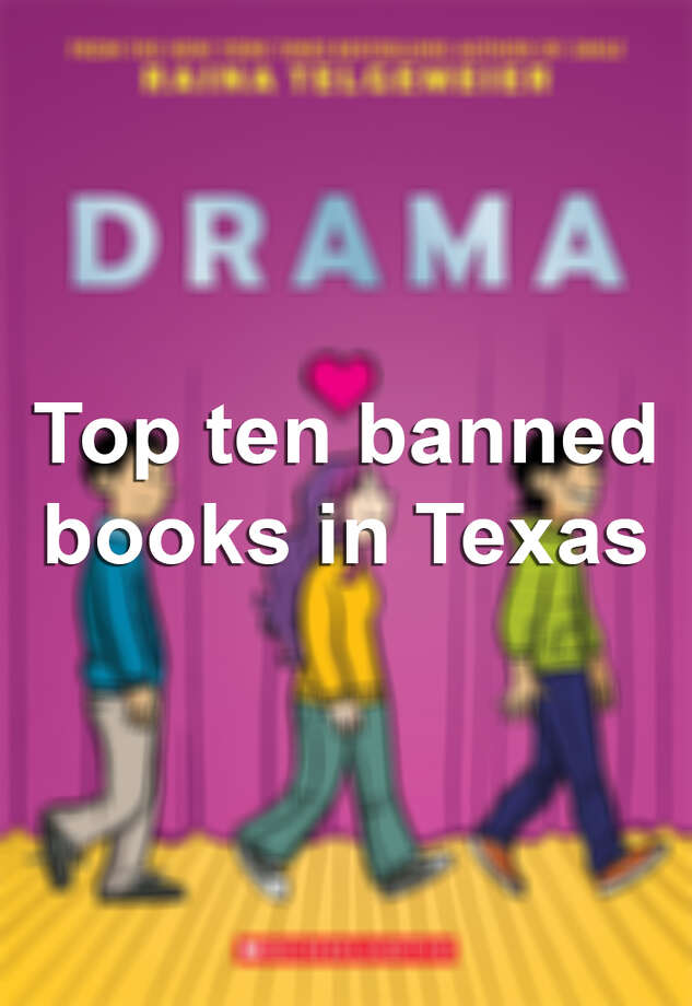 Each year, the American Civil Liberties Union of Texas releases a report of the most banned or challenged books in Texas school districts.