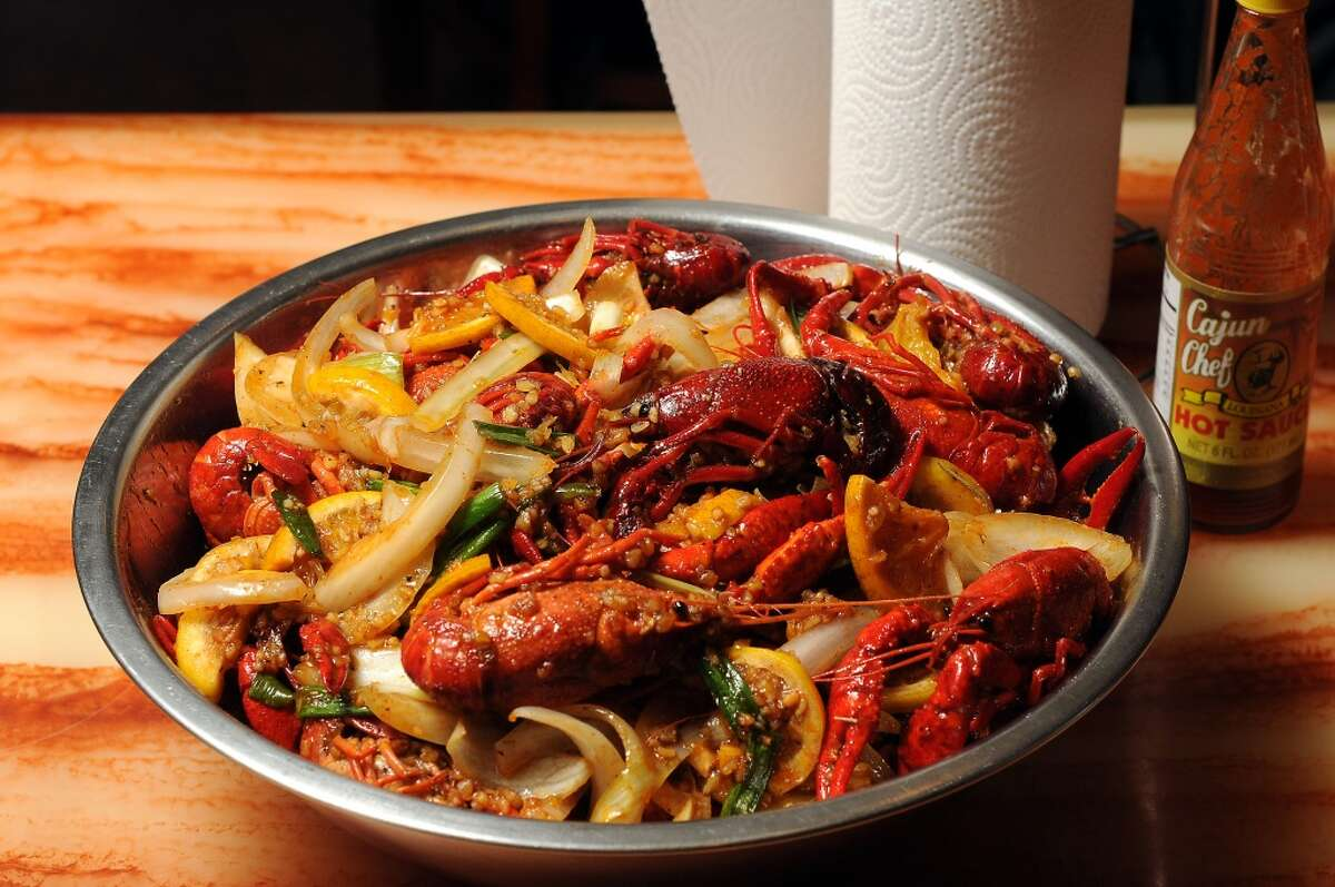 The Crawfish Kitchen Recipe crawfish at Cajun Kitchen