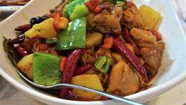 100. Xin Jiang BBQ  