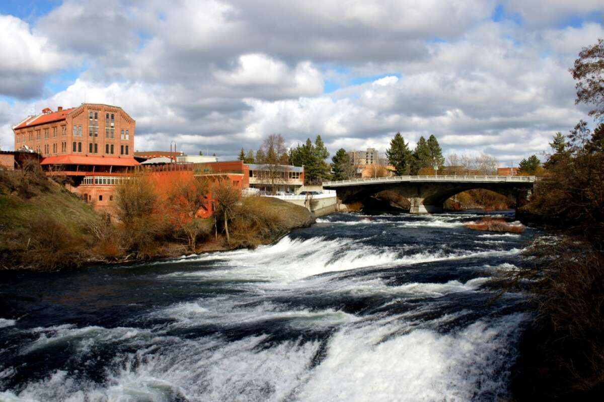 16. Spokane: The median rent in this city was $737, according to recently released Census Bureau figures.