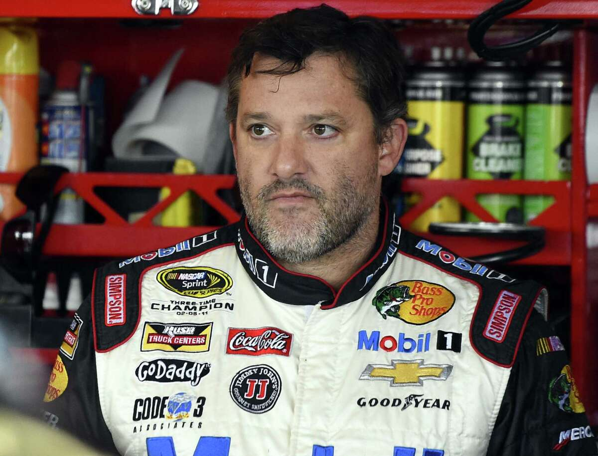 Tony Stewart (pictured) struck and killed 20year-old Kevin Ward Jr. during a sprint car race Aug. 9. Ward had marijuana in his system, toxicology showed.