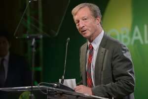 Billionaire environmentalist Tom Steyer: An ally of Gov. Jay Inslee, he is boosting Democrats in two pivotal battles for control of the Washington State Senate. Steyer has vowed to spend $50 million of his own money to elect candidates committed to curbing the causes of climate change.