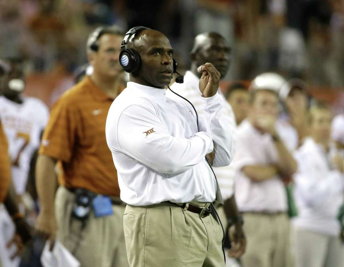 Charlie Strong has kicked nine players off the team for violating his core values. He has suspended two others.