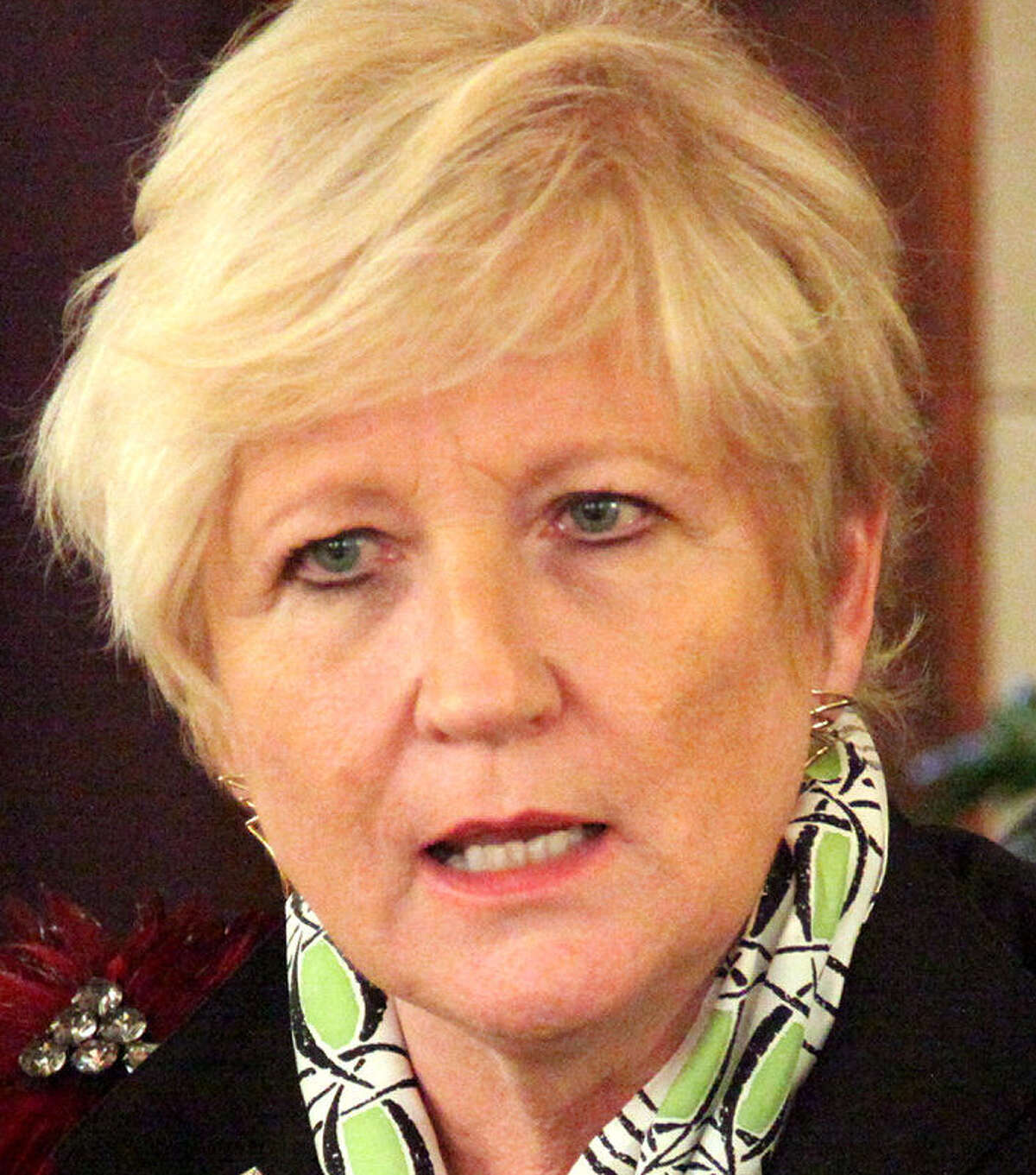 Bexar DA Susan Reed has theories on the money.