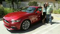 2015 Mustang ready to take on the world - Photo