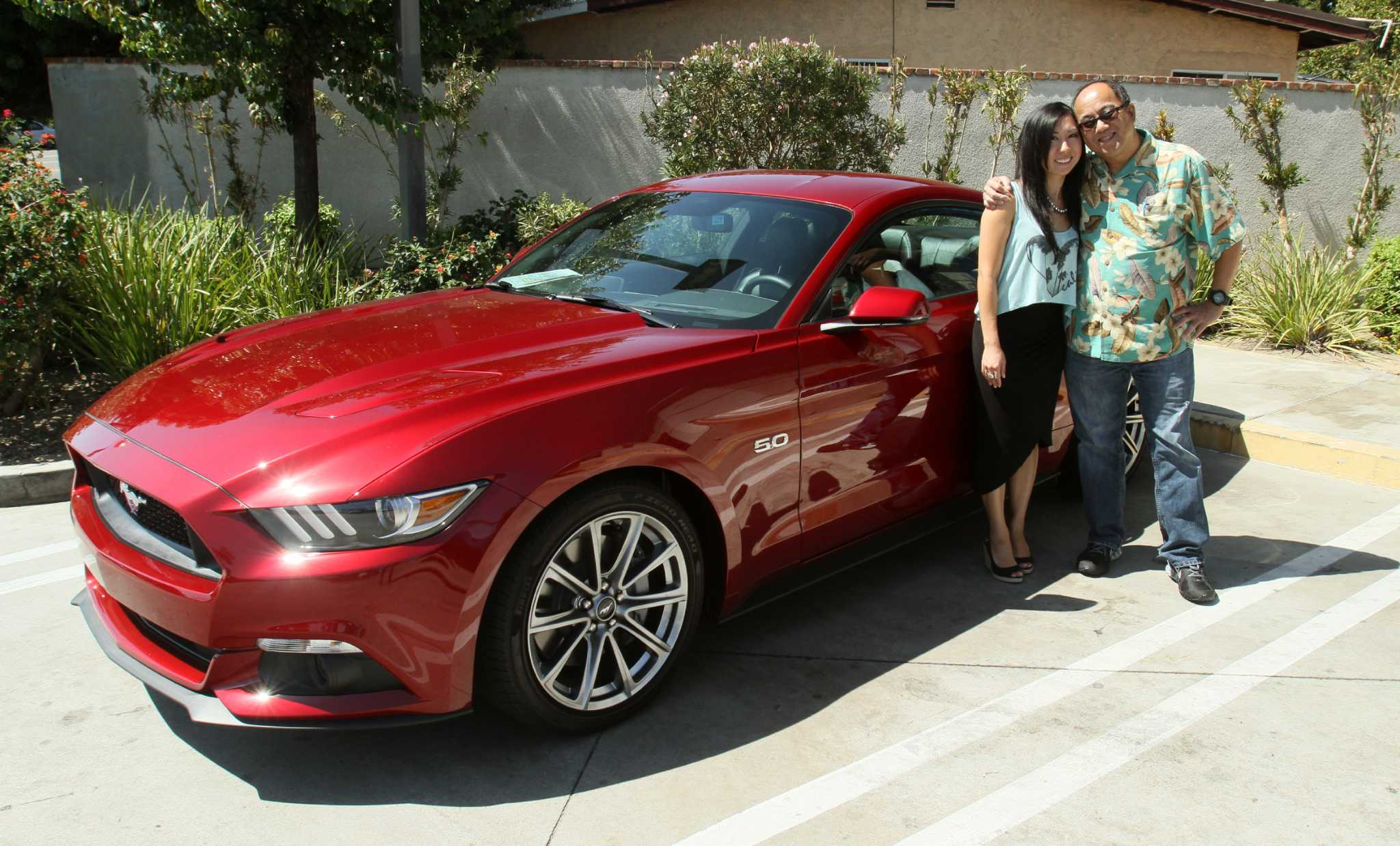 2015 Mustang Ready To Take On The World Houston Chronicle 2003 Ford Fuse Diagram For Pinterest