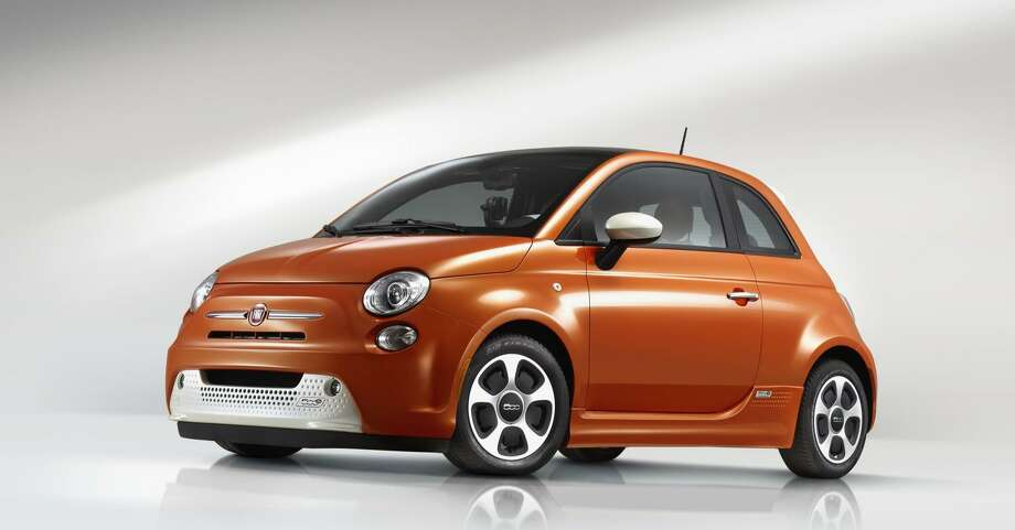 The new 2015 Fiat 500e has been revealed and we can't get enough of the adorable ride. Take a look at the cool new model and keep clicking to see some of the cutest little cars available this year. Photo: Newspress USA