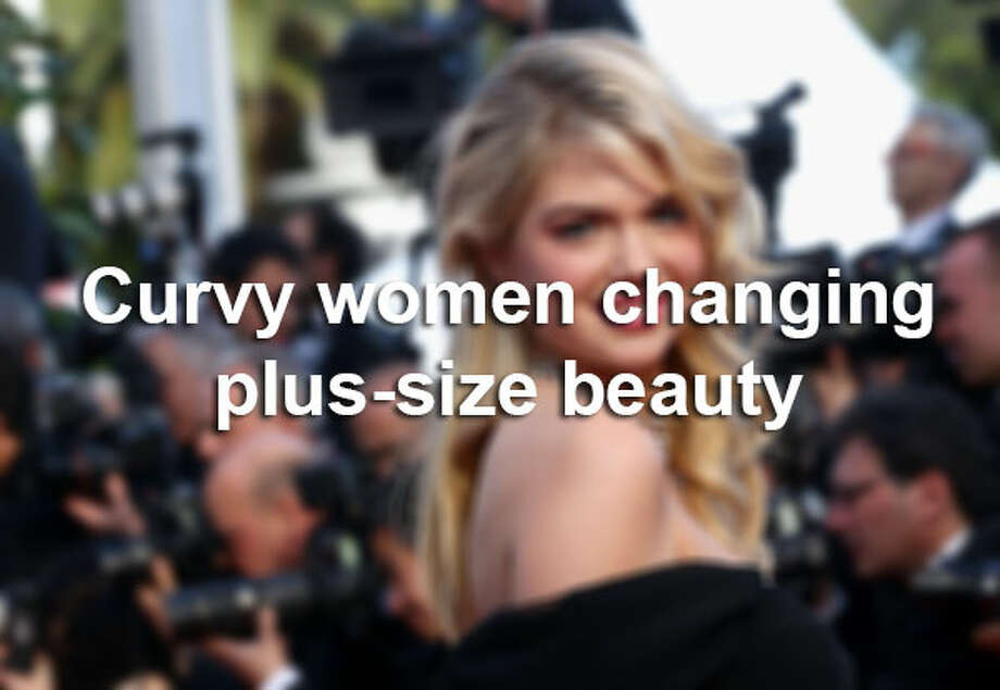 Plus-size at 137 pounds? Kate Upton has said agents asked her to lose  weight in the past. Take a look at other plus-size models through the  years and how these models have redefined what society considers  beautiful. / 2012 Getty Images