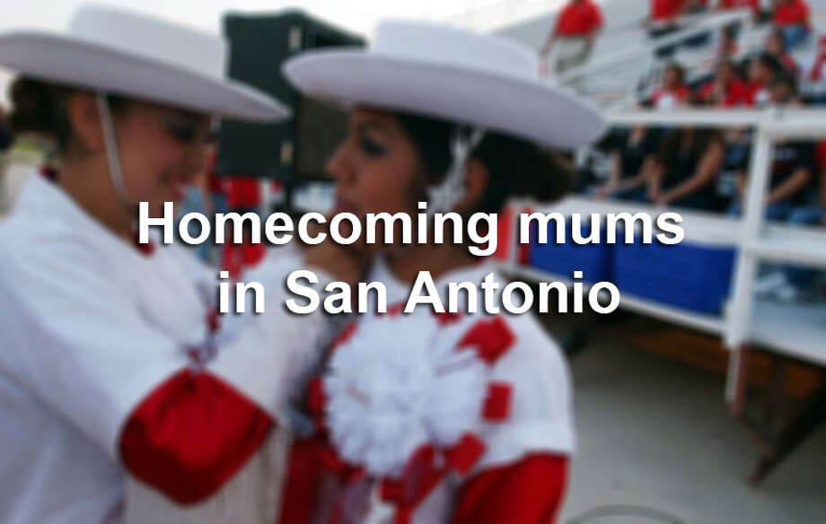 To have your mum included in this slideshow, email a photo to news@mysanantonio.com.