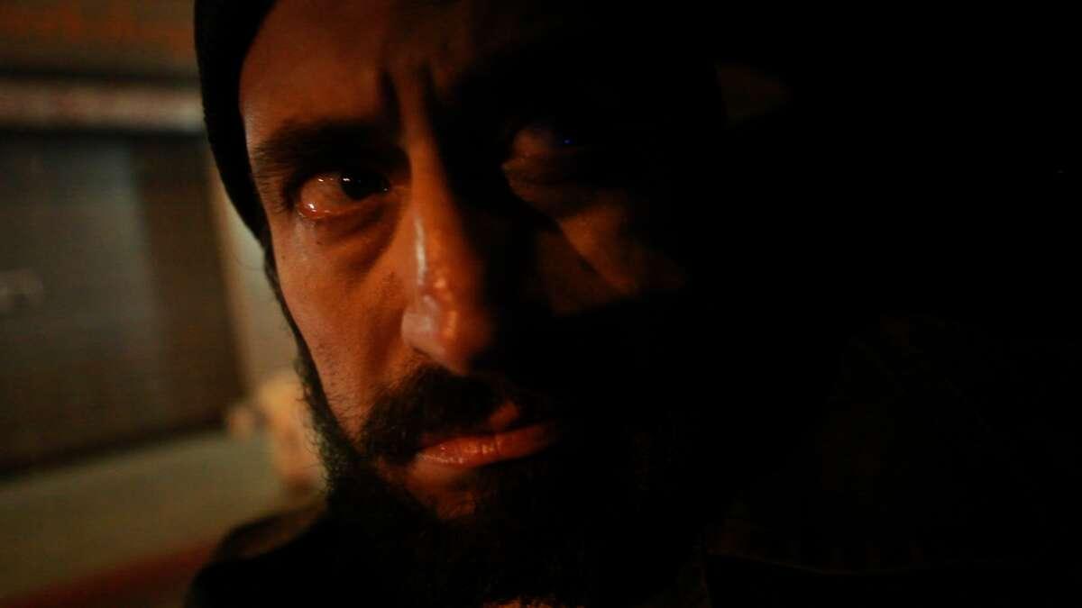 "Richard Castrillon as Pakar in ""Bridge to a Border,"" directed by Rob Nilsson."