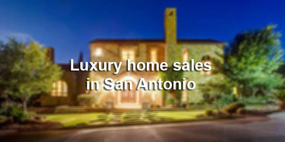 Sales of luxury homes costing more than $1 million in San Antonio are up this year over last. Take a look at some of the stats for the luxury home market in San Antonio, which we compiled with the help of the San Antonio Board of Realtors.