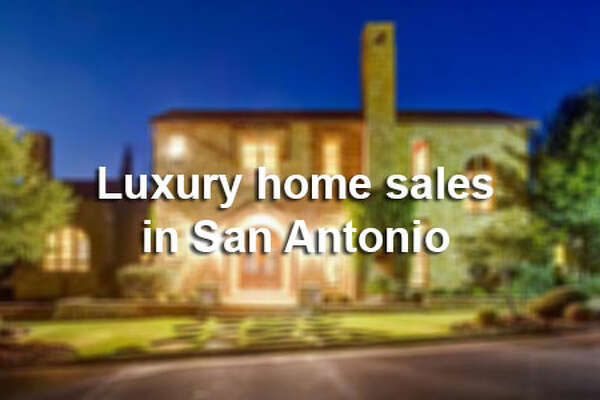 1of13Sales Of Luxury Homes Costing More Than $1 Million In San Antonio Are  Up This Year Over Last. Take A Look At Some Of The Stats For The Luxury Home  ...
