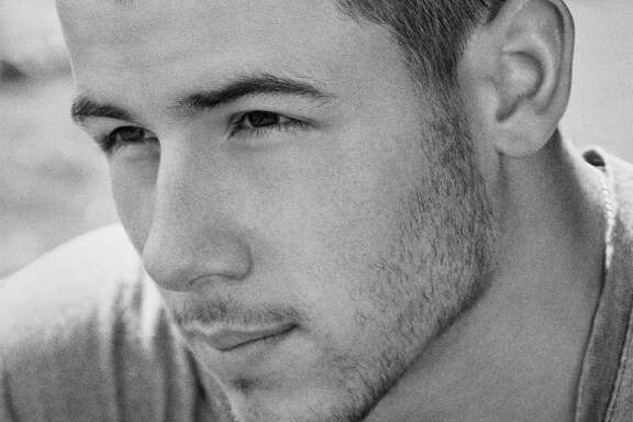 Cover of the self-titled solo album from Nick Jonas, due Nov. 11.