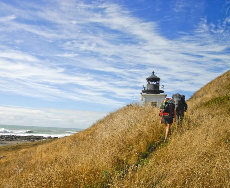 The Lost Coast of Northern California will be the focus for the first Plein Air at the Lost Coast festival. Lost Coast, Center Activities, Photo: Chris Lobo / Redwoods.info / ONLINE_YES