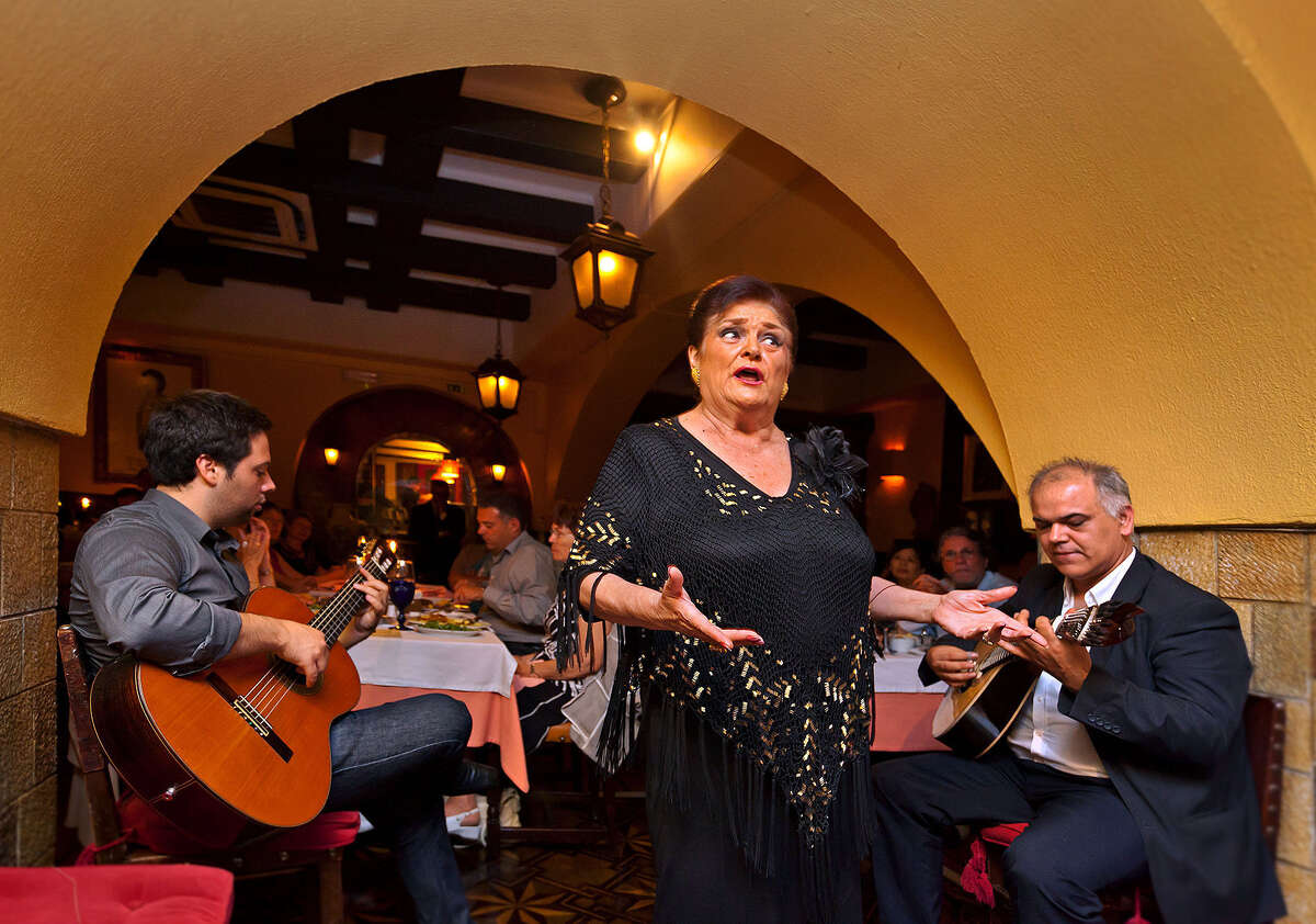 Convivial, rustic bars are the best venues to enjoy a night of fado.