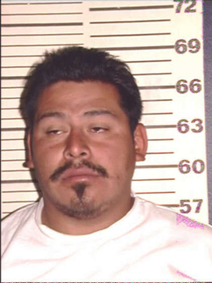 Bexar County mugshot from Feb. 2, 2002. Gregorio Santos, who has collected nine DWI convictions in Bexar County, was sentenced today to 25 years in prison Sept. 25, 2014. Photo: Bexar County Jail