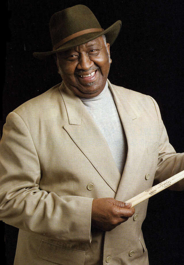 """Legendary drummer Bernard """"Pretty"""" Purdie will be coming with his soul band to the Westport (Conn.) Arts Center on Sunday, Oct. 5, 2014. Purdie, who is based in New Jersey, has played with some of the top names in the business, and is the inventor of the """"Purdie Shuffle."""" For ticket information, call 203-222-7070. Photo: Contributed Photo / Stamford Advocate Contributed photo"""