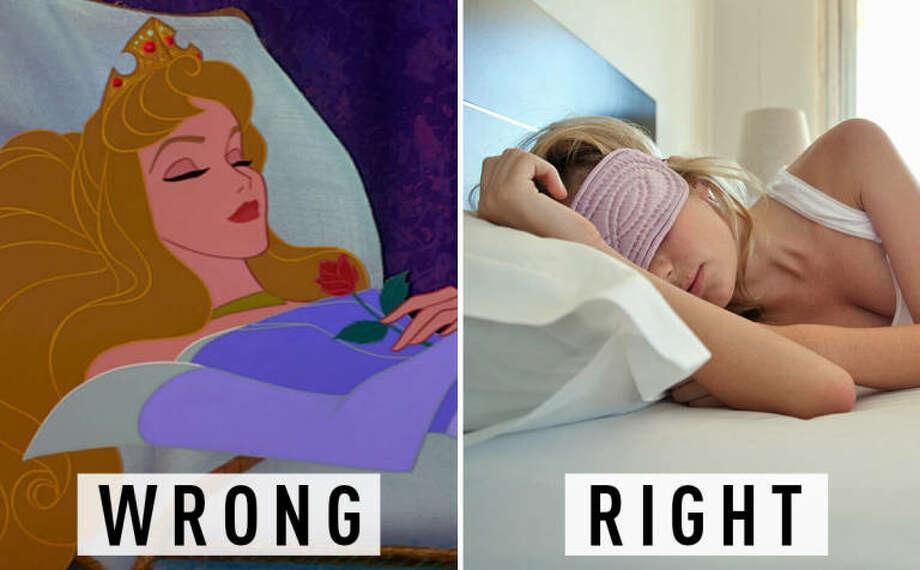 18 Ways You Re Sleeping Wrong San Antonio Express News