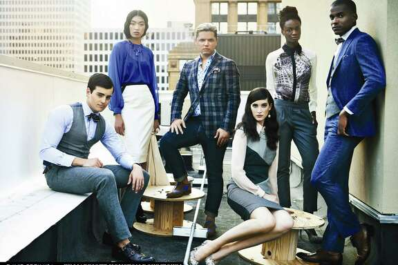 Houston designer David Peck has created a uniform collection for hotel associates at the new J.W. Marriott downtown.