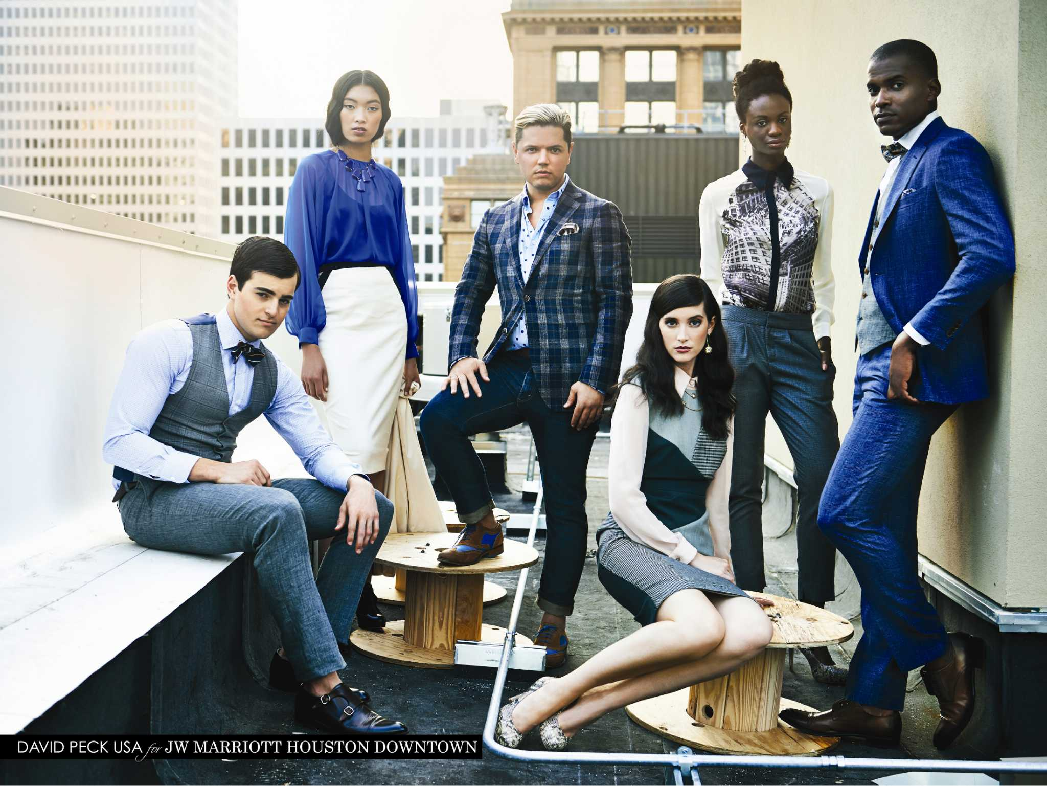 Designer Upgrades Uniform Style For Jw Marriott Downtown